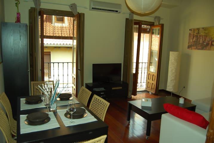 Apartamento de Lujo en Calle Mayor. - Alcalá de Henares - Appartement