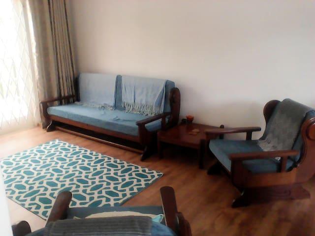 12 Hennieshof. Quiet apartment for two. - Sedgefield - Wohnung