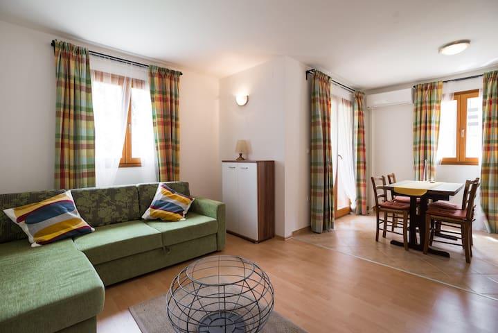 Apartment Dajla (Novigrad) - Green dream x 4 - Novigrad - Departamento
