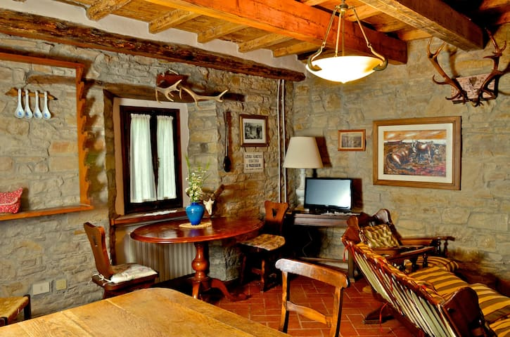Appartamento in agriturismo - Firenzuola