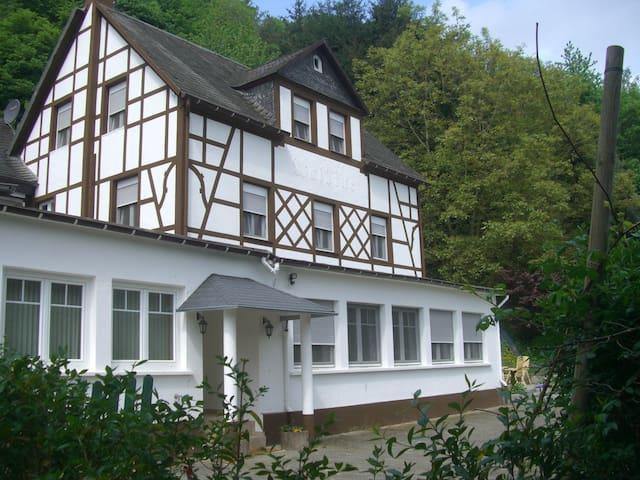 zeer ruim vakantiehuis Moezel - Traben-Trarbach - Dom