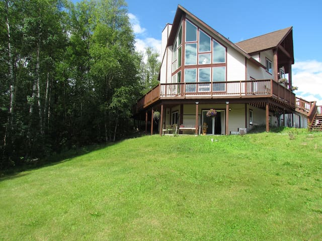 Quiet and comfortable 3 bdrm home. - Wasilla - Haus