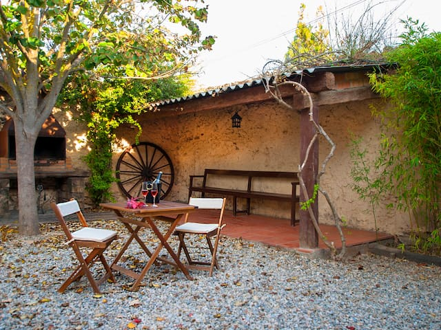 Holidays in the middle of the vineyards - Subirats - Appartement en résidence