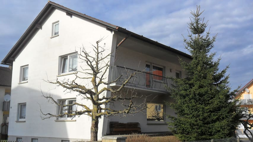 Franconian Holiday Home near Bamberg - Hirschaid - Hus