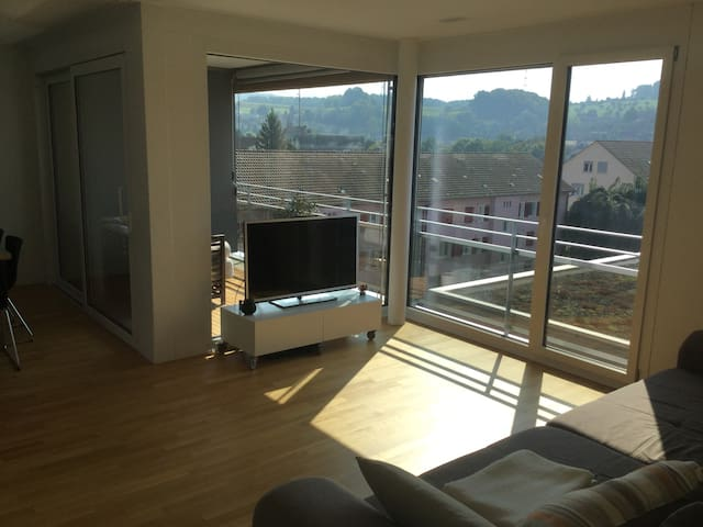 Nice Apartment close to Basel - Pratteln - Daire