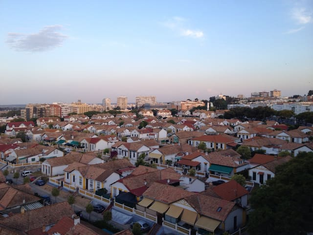 Lovely flat awesome views - Huelva - Appartement