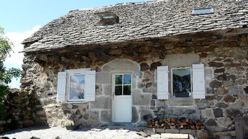 Gite Agatine - Charme authenticité - Saint-Étienne-de-Chomeil - Casa