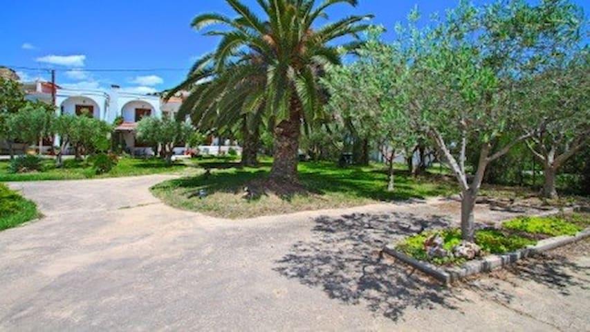 Logia Big Blue - Sea Frond Villa - Kariani