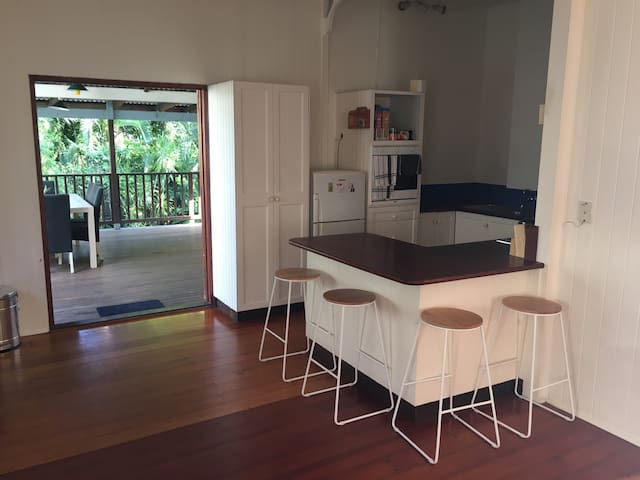 Great Accomodation for up to 4! - Cairns North