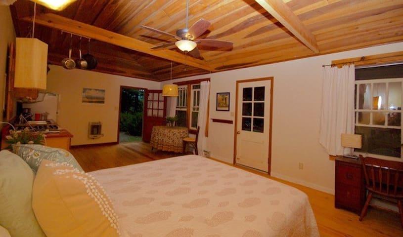 Tin Roof Love Shack - Sylva - Cabaña