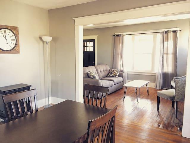3-Bedroom Near Popular Neighborhood - Buffalo - Apartamento