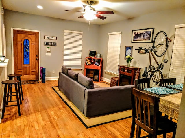 Room in Noda near Uptown and PM- No cleaning Fees - Charlotte - Casa