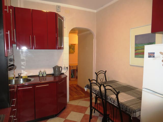 Cosy apartment in the centre of Yerevan - Jerewan