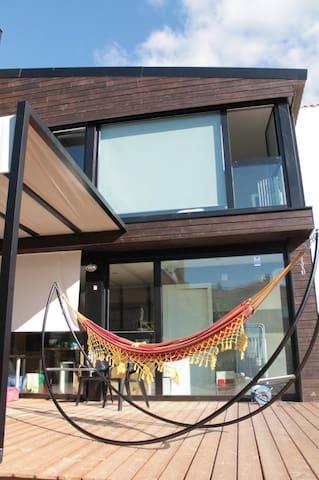 Casa Loft rural en entorno termal - San Cristovo - Ribadavia - Dom