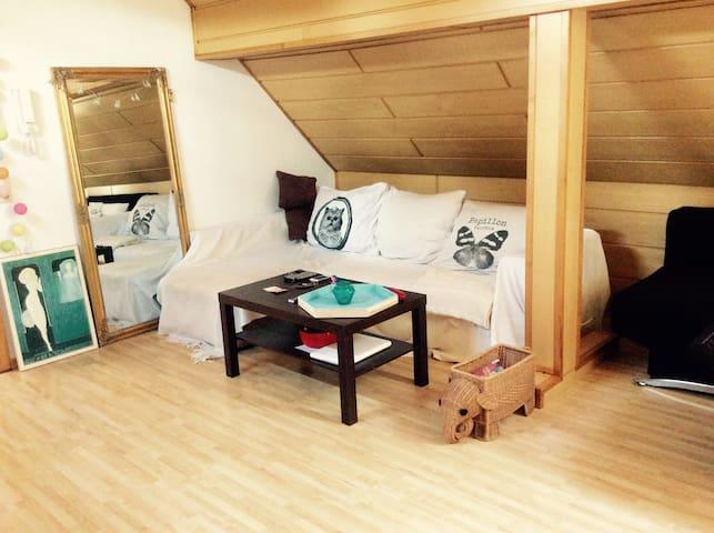 Schöne Wohnung in zentraler Lage - Marburg - Appartement en résidence