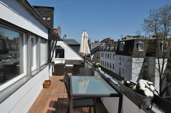 Top situated rental Trier (3/1/1) - Trier - Leilighet