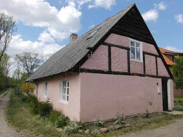 Rustikale Kate - Darzowice - Haus