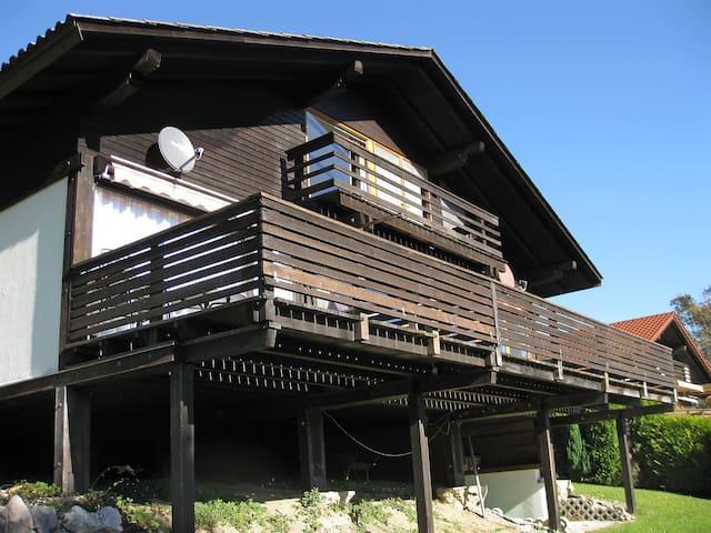 Spacious House Vorauf 5532.4 - Siegsdorf - Villa