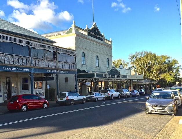 Eagle Vision, Bellingen NSW - self-contained - 貝林根 - 公寓