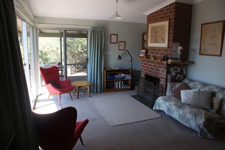 Cosy Cottage in Bush Garden - Wangaratta South - Rumah