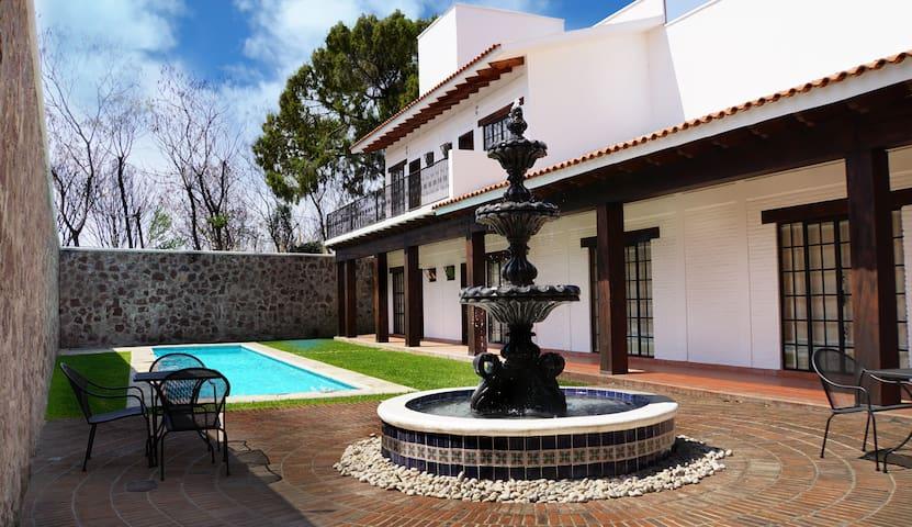 Casa Bonita Ixtapan de la Sal - Ixtapan de la Sal - Vila