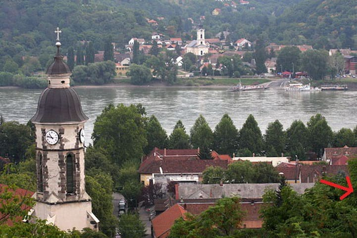 Central,very close to the Danube - Nagymaros - Apartament