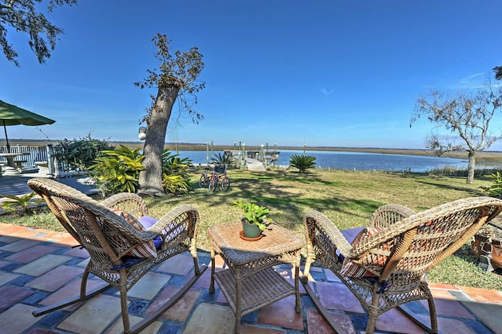 1BR Colonels Island Casita w/Shared Dock - Midway