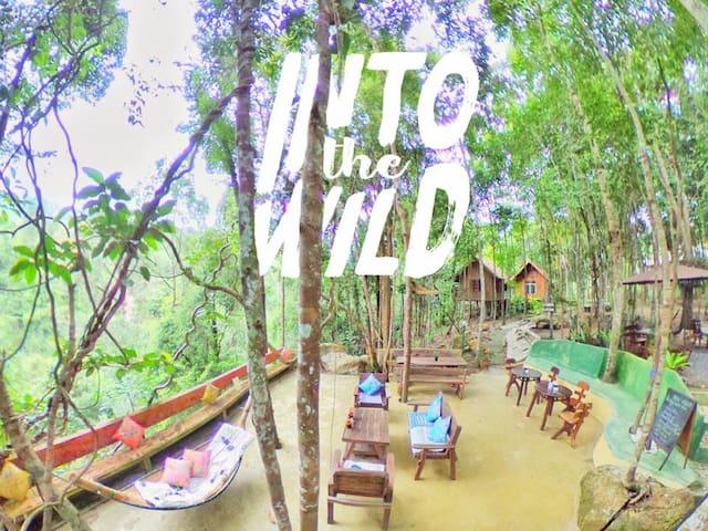 Chestnut Hill Eco Resort - Hat Yai - Doğa içinde pansiyon