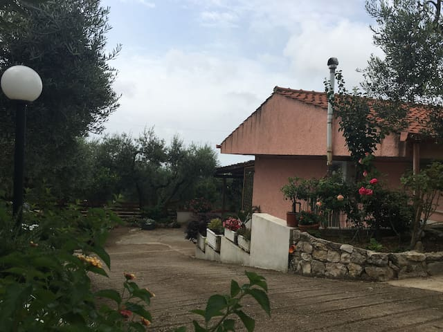 L'Uliveto casa vacanze. Immergiti nel relax - Formia - Casa