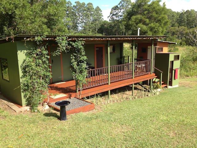 private Rainforest Cabin - Nimbin