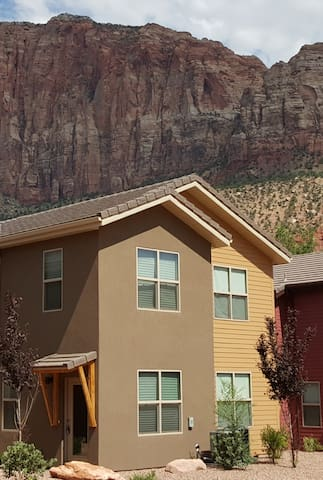 Townhome 4 in Springdale, at Zion National Park - Springdale - Rumah