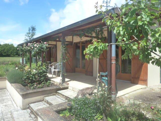 la pinède - Le Fay - House