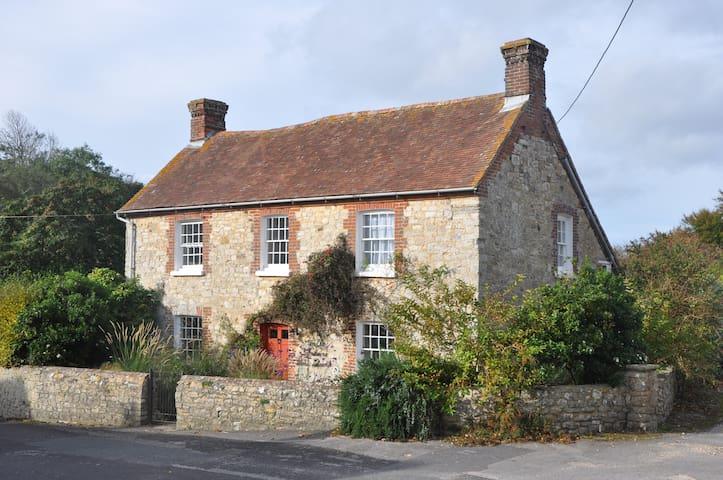 The Old Farmhouse W.Lulworth Nr Cove & Durdle Door - West Lulworth - Maison