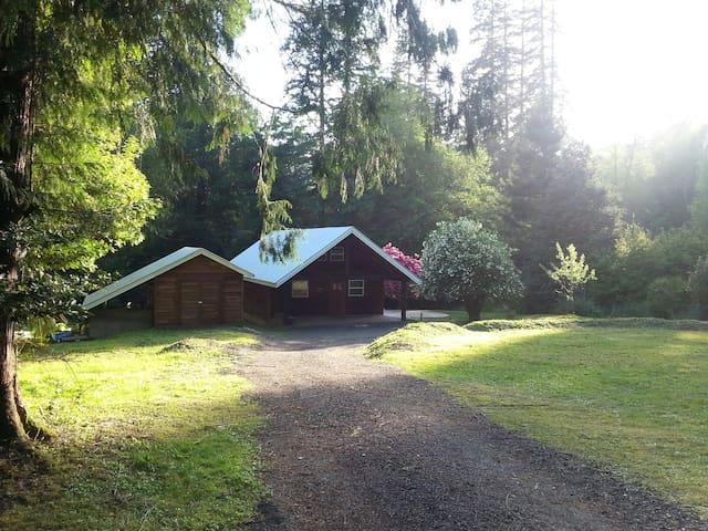 Glenn Creek Cabin - Куз Бэй - Дом