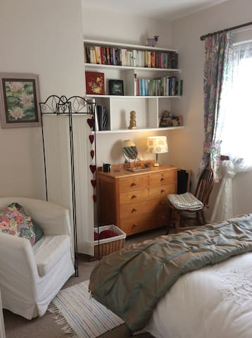 Cosy double room in charming cottage - Aberargie - Σπίτι