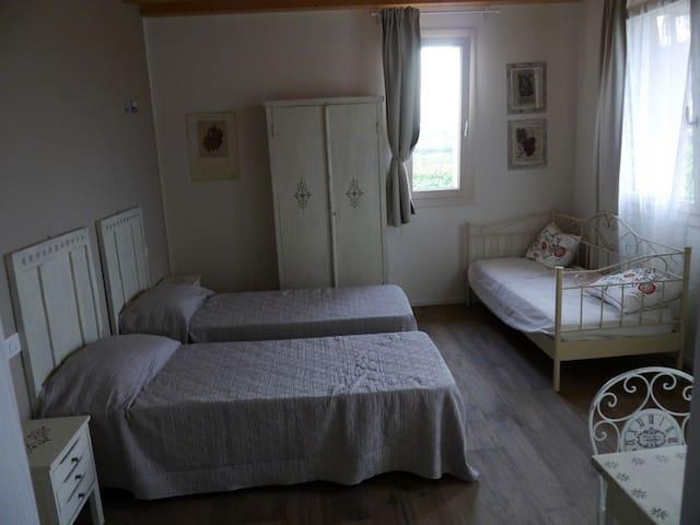 Agriturismo Sesterzio, camera S - Oderzo