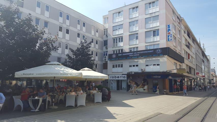 Apartment Jasna ***  (center of Osijek) - Osijek - Apartment