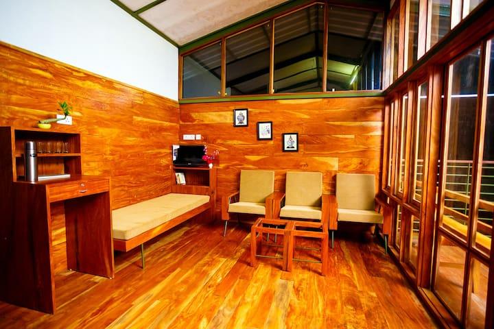 Solitude Munnar, Bliss in the woods - Munnar - Villa