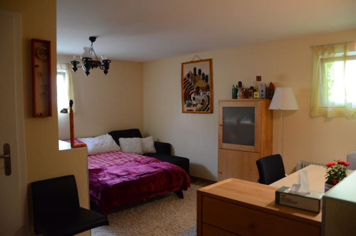 comfortable room close to the lake - iseltwald
