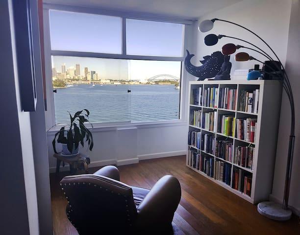 Beautiful Oversized w/Harbour bridge views, pool. - Point Piper - Apartment