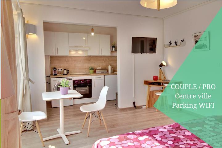 Le Silice Zen - Mulhouse - Lägenhet