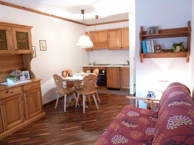 Delizioso appartamento nel paese! - Santa Cristina Valgardena - Hus