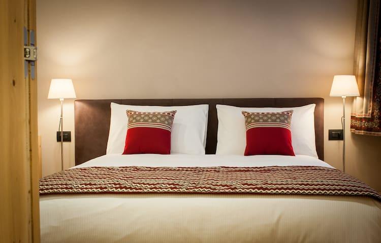 Chalet Alfonz | 1-bedroom Bormio1225|S| - Bormio - Daire