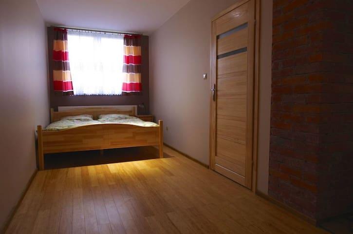 Klimatyczny apartament w magicznym miejscu - limanowski - Appartement