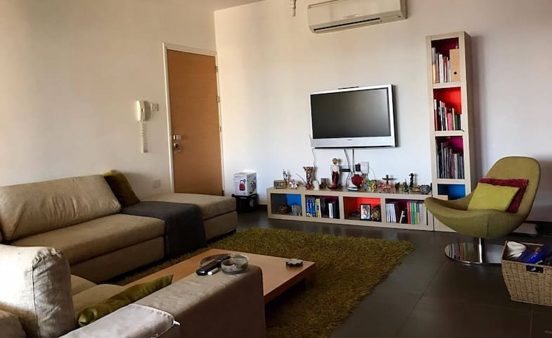 PRIVATE DOUBLE ROOM in modern flat - Nicosia - Leilighet