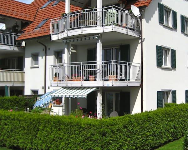 Appartement with Garden, 2 parking - Eglisau - Appartement