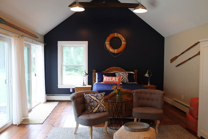 Quiet and close to beaches - Kennebunkport - Appartement