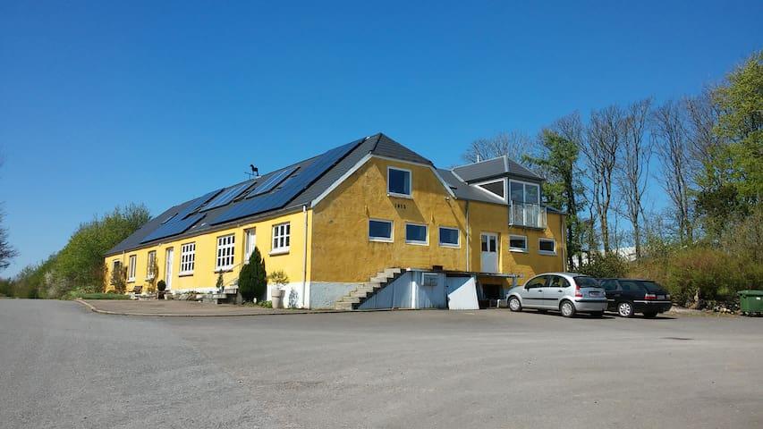 Loftslejlighed i naturskønne omgivelser - Holstebro - 公寓