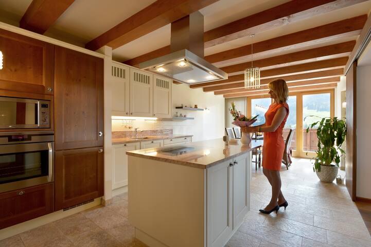 Penthouse im Hotel Alpin Scheffau - Scheffau am Wilden Kaiser - Daire