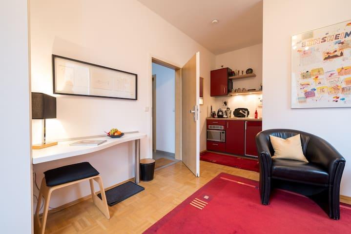Tiny Apartment Bessungen - Darmstadt - Departamento